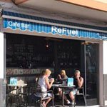 refuel cafe bar benidorm