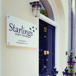 starlings guest house brighton