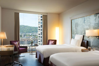 Photo 2 of Renaissance Zurich Tower Hotel