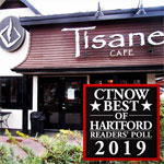 tisane euro-asian cafe hartford