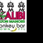 georgie's alibi monkey bar wilton manors / fort lauderdale