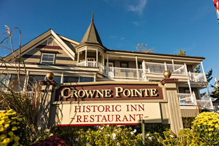 Photo of Crowne Pointe Historic Inn Adults Only