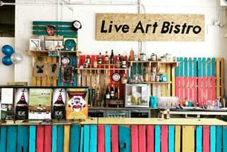 Photo of Live Art Bistro