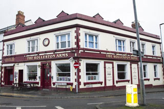 Photo of The Rolleston Arms